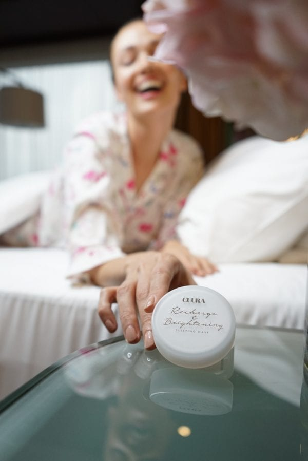 Recharge & Brightening Sleeping Mask