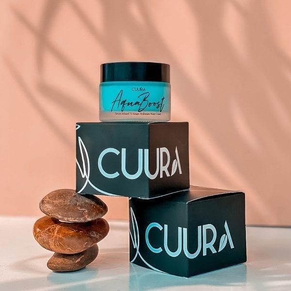 Aqua Boost Moisturizer ( 72 hours hydration water cream )