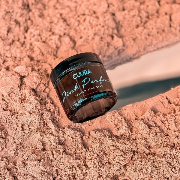 French Pink Clay Exfoliating Mask